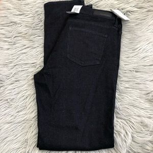 Calvin Klein jeans dark wash ,skinny high rise